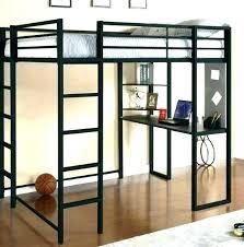 twin loft bed with desk twin metal loft bed with desk twin loft bed with desk