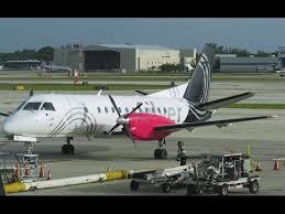 Silver Airways Saab 340b Fll Mco Hd Youtube