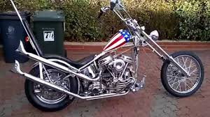 easy rider captain america chopper fire me up youtube