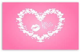 valentines day desktop wallpaper pink. Wonderful Day Download Valentineu0027s Day Kiss HD Wallpaper Throughout Valentines Desktop Pink S
