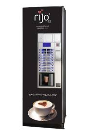 Coffee Bean Vending Machine Mesmerizing Coffee Vending Machines Rijo48 Ingredients Ltd