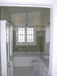 bathroom crown molding. Note The Crown Molding With Slightly Vaulted Ceiling Line; Want, Want Tile Bathroom