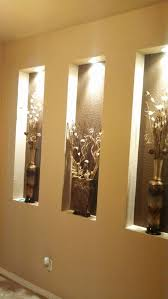 Wall Niche Decorating Recommended Sample Design Ideas
