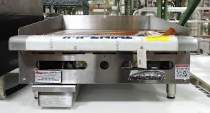 new used restaurant supplies equipment chicago tampa imperial itg 24 commercial 24