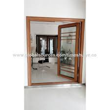 china double tempered glass slide doors hot style