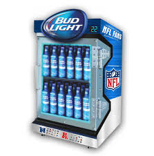 Bud Light Vending Machine Stunning Bud Light Chill Chambers Hensley Beverage Company