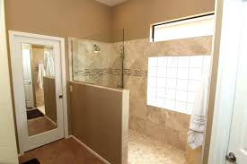 half wall shower enclosure half wall shower enclosure remarkable pony photo of retro pro kitchen and half wall shower