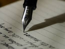 Image result for hand-written
