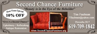 Second Chance Furniture Give Your Furniture a Second Chance