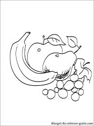 Disegno Di Frutti Estivi Da Stampare Disegni Da Colorare Gratis