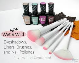 wet n wild 2016 s brushes gel polishes liquid liners
