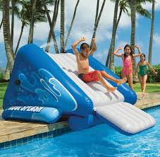 inflatable above ground pool slide. Inflatable Above Ground Pool Slides Slide A