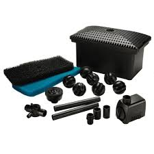 garden pond pumps. Wonderful Pond Complete Filter Kit 300GPH Pond Pump Water Garden Fish Outdoor Fountain  Cleaner Throughout Pumps L