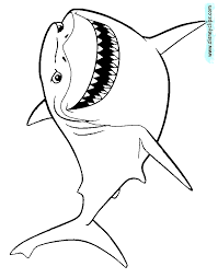 Finding Nemo Coloring Pages Disney Kids Coloring Pages Coloring
