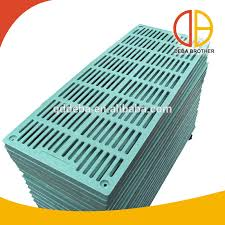 china gritted plastic grate flooring