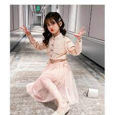 Đầm Thời Trang Cho Bé Gái ️Đầm công chúa cho bé gái 10 tuoi (3-12 tuổi) ️ Thoi  trang be gái 10 tuoi tại Hà Nội