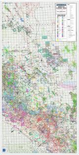 Alberta Grid Chart Montney East Alberta Geological Play Map