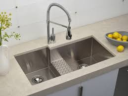 kitchen sinks bar stainless steel kitchen sinks undermount double bowl u shaped silver stainless steel flooring countertops islands backsplash