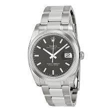 cosmograph daytona black dial 18kt yellow bracelet gold men s oyster perpetual date black dial men s watch