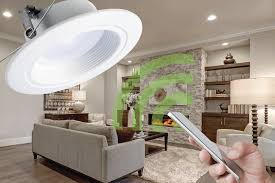 wireless lighting solutions. One Of Eaton\u0027s Connected Homes Lighting Solutions, The Wireless LED Downlight Provides Smooth, Continuous Dimming, Color Tuning Anywhere From 2700K To 5000K Solutions L