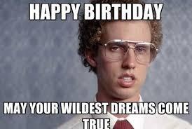 Happy Birthday Meme via Relatably.com