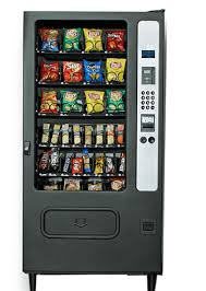 Name A Food You Never See In A Vending Machine Custom Wittern Snack Vending Machine AM Vending Machines