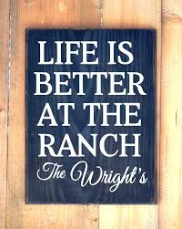 personalized camp signs rustic painted wooden plaque life is better at the camp camper camping campsite rv glamping lodge personalized gifts