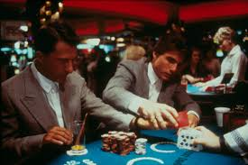 James Bond's tense card game against Le Chiffre in Casino Royale named best  ever movie poker scene
