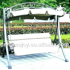 outdoor swing replacement seat cushions 3 seat patio swing porch swing seat replacement cushion