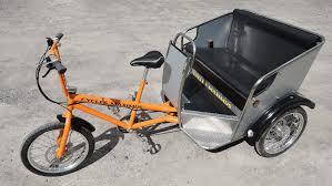 Pedicab Sidecar Design Pedicab Rickshaws Carry Three Passengers Cycles Maximus