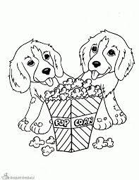 Kleurplaten Hond Kleurplaten Kleurplaatnl Regarding Honden With