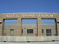 Alex G Spanos Stadium Seating Chart Lincoln High School Stockton California Wikivisually