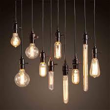 edison pendant lighting. Vintage Industry Lustre American Style Cord Pendant Lamp Plate Kitchen Dinning Living Room Modern Home Decor Edison Lighting
