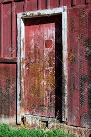 red and white barn doors. Fascinating Old Red Barn Door Stock Photo Picture And Royalty Image Of Ideas Brookville Ny Inspiration White Doors