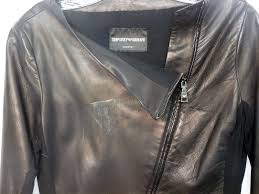 if you end up with a sticker on your leather don t try to remove it send it to a professional leather cleaner who can safely remove it without damaging
