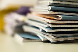 writing publishing resume examples pile of exercise books