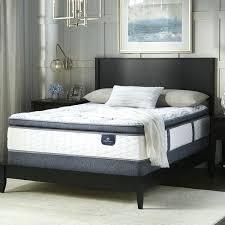 Queen Size Pillow Top Mattress Set Super Split Berkley Jensen Twin ...