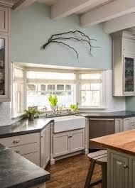 Kitchens With Bay Windows On Kitchen Regard To Best 25 Bay Window Decor  Ideas Pinterest 16