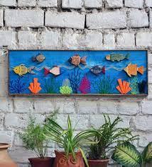 multicolour wooden hand painted 3d