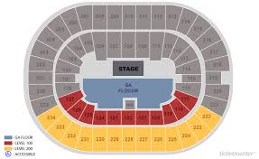 Firstontario Centre Bts Seating Chart Concert Avenged Sevenfold Avenged Sevenfold The Stage