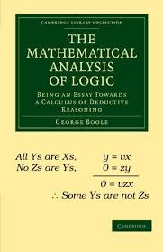 the mathematical analysis of logic being an essay  9781108001014 the mathematical analysis of logic being an essay towards a calculus of deductive