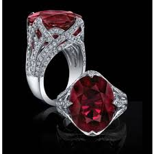 Robert Procop <b>Exceptional</b> Jewels #redrubyrings