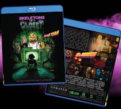 skeletons in the closet blu ray
