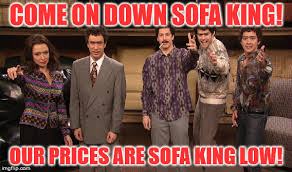 sofa king low. Wonderful Sofa Come On Down To Sofa King To King Low