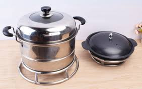 this means that you can have the stovetops that have burner grates that fit any cooking item including the round bottomed wok