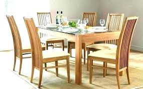dining table and 6 chairs kitchen table for 6 amazing decoration dining table set 6 tables