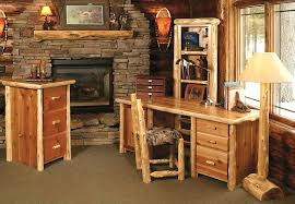 pine home office furniture. Rustic Home Office Desks Luxury Furniture Pine