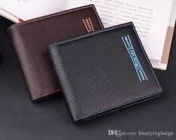 brand new leather wallet cowboy men pockets card clutch cente bifold purse pb4 womens wallets cool wallets from huanyinghuigu 41 63 dhgate com