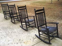Great Porch Rocking Chairs Design Ideas — JBURGH Homes