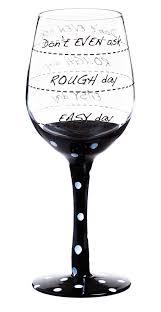 Designer Stemware Santoro 12 Oz All Purpose Wine Glass Wine Glass Designs